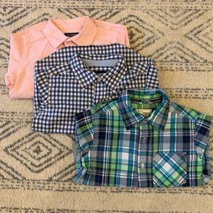 Children's Place Shirts & Tops - Lot of boys dress shirts